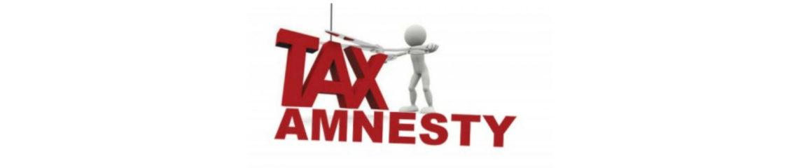 mokesčių amnestija